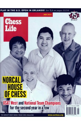 CLEARANCE - Chess Life Magazine - May 2014 Issue