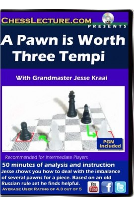 A Pawn is Worth Three Tempi Front