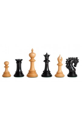 "The Forever Collection -  Benevento Series Artisan Chess Pieces - 4.4"" King"