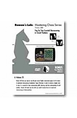 ROMAN'S LAB - VOLUME 20 - Step By Step Essential Maneuvering In Closed Positions