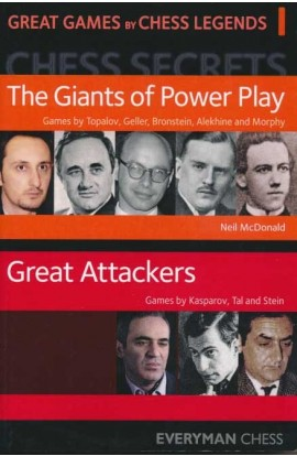 Great Games of Chess Legends - VOL. 1