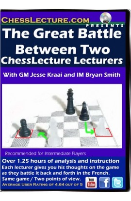 The Great Battle Between Two ChessLecture Lecturers - Chess Lecture - Volume 113