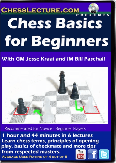 Chess Basics for Beginners Front
