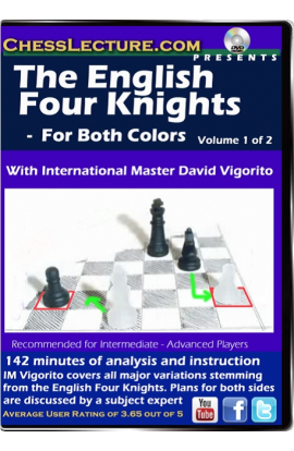 The Four English Knights V 1 Front