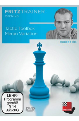 Tactic Toolbox Meran Variation - Robert Ris