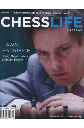 CLEARANCE - Chess Life Magazine - September 2015 Issue