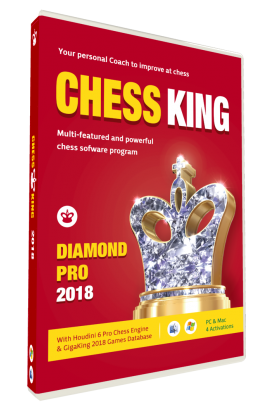 Chess King 2018 - DIAMOND Pro Edition