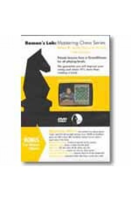E-DVD ROMAN'S LAB - VOLUME 1 - Learn Openings The Easy Way, Traps and Novelties