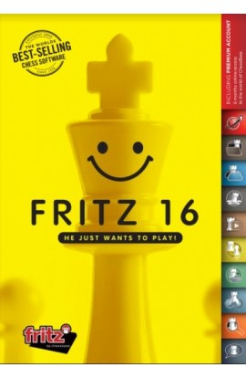 Fritz 16 Chess Playing Software Program