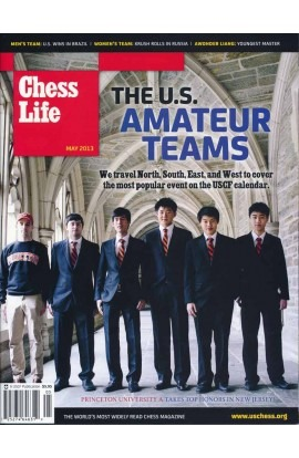 CLEARANCE - Chess Life Magazine - May 2013 Issue