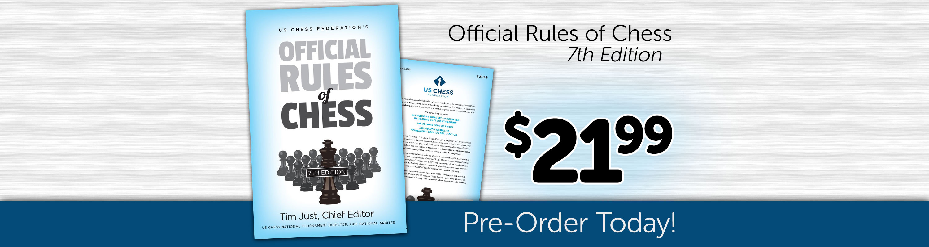 Official Rules of Chess - 7th Edition