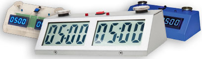 Z-mart Chess Clocks