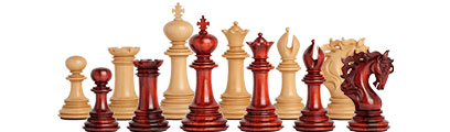 Artisan Chess Pieces 2