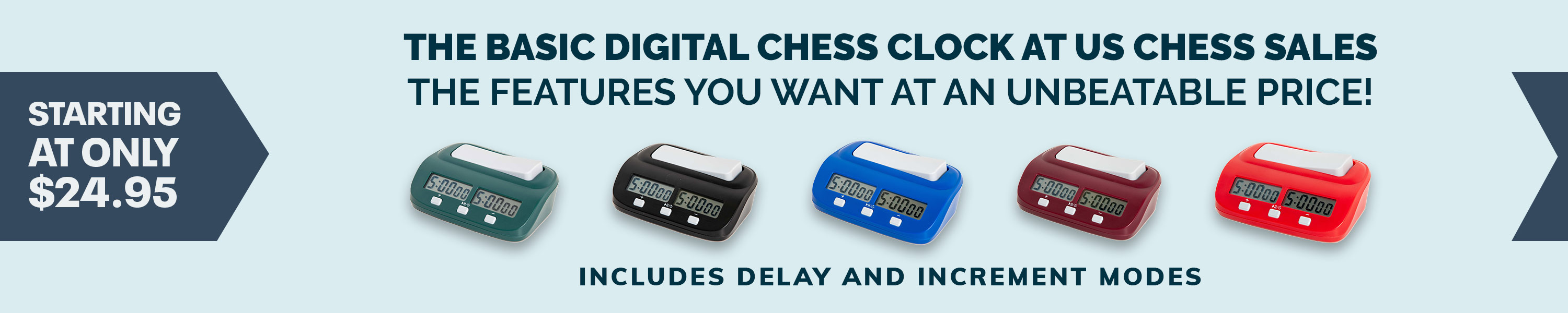 Basic Chess Clocks