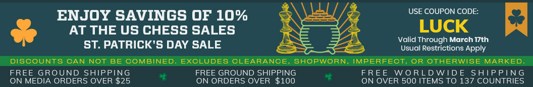 Save on Chess Today
