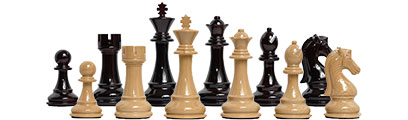Plastic Chess Pieces 2