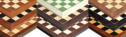 Wood Chess Pieces 3