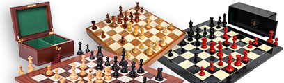 Luxury Chess Combo